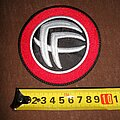 Fear Factory - Patch - Fear Factory - symbol embroidered patch