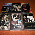 Pungent Stench - Tape / Vinyl / CD / Recording etc - Pungent Stench - tapes collection