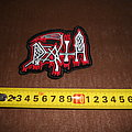 Death - Patch - Death - old logo embroidered patch