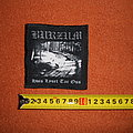 Burzum - Patch - Burzum - Hvis Lyset Tar Oss - printed patch