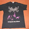 Mayhem - TShirt or Longsleeve - Mayhem - De Mysteriis Dom Sathanas - t-shirt