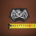 Hades Almighty - Patch - Hades - logo embroidered patch