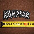 Kampfar - Patch - Kampfar - logo embroidered patch