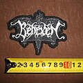 Behexen - Patch - Behexen - logo embroidered patch