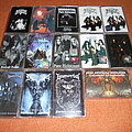 Immortal - Tape / Vinyl / CD / Recording etc - Immortal - tapes collection