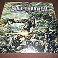Bolt Thrower - Tape / Vinyl / CD / Recording etc - Bolt Thrower - Honour Valour Pride - 2LP, olive green vinyl (limited to 1000...