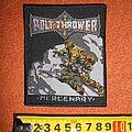 Bolt Thrower - Patch - Bolt Thrower - Mercenary - woven patch