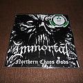 "Immortal - Northern Chaos Gods - 7"" black vinyl Tape / Vinyl / CD / Recording etc"