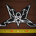 Summoning - Patch - Summoning - logo embroidered backpatch
