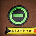 Type O Negative - Patch - Type O Negative - symbol embroidered patch