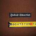 Judas Iscariot - Patch - Judas Iscariot - logo embroidered patch
