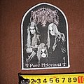 Immortal - Patch - Immortal - Pure Holocaust - woven patch