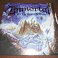 Immortal - Tape / Vinyl / CD / Recording etc - Immortal - At The Heart Of Winter - black vinyl