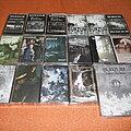 Burzum - Tape / Vinyl / CD / Recording etc - Burzum - tapes collection