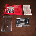 Mourning - Greetings From Hell - tape Tape / Vinyl / CD / Recording etc