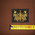 Caladan Brood - Patch - Caladan Brood - logo embroidered patch