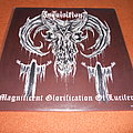 Inquisition - Tape / Vinyl / CD / Recording etc - Inquisition ‎– Magnificent Glorification Of Lucifer - black vinyl