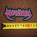 Sepultura - Patch - Sepultura - logo embroidered patch