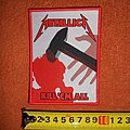 Metallica - Patch - Metallica - Kill'em All - woven patch