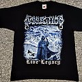Dissection - TShirt or Longsleeve - Dissection - Live Legacy T-Shirt ~2003