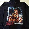 Death - Hooded Top - Death - Scream Bloody  Gore hoodie