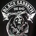 Black Sabbath - TShirt or Longsleeve -  Black Sabbath *The End 2020 Tour* T-shirt