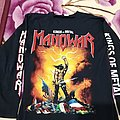Manowar - TShirt or Longsleeve - Manowar long sleeved shirt