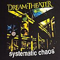 Dream Theater - TShirt or Longsleeve - Dream Theater - Systematic Chaos merch
