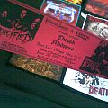 Other Collectable - Some old stuff of, The Crucified, Betrayal & Believer