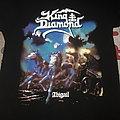 King Diamond - TShirt or Longsleeve - King Diamond - Abigail t-shirt