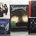 Immortal - Tape / Vinyl / CD / Recording etc - Immortal Collection