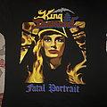 King Diamond - Fatal Portrait t-shirt (Vintage)