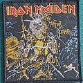 Iron Maiden LAD Patch