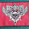 Bolt Thrower Red Patch