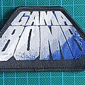 Gama Bomb - Patch - Gama Bomb