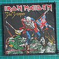 Iron Maiden Trooper Patch