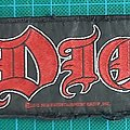 Dio Logo Patch