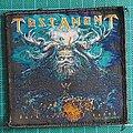 Testament - Patch - Testament