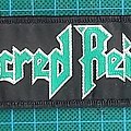 Sacred Reich - Patch - Sacred Reich