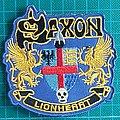Saxon - Patch - Saxon Lionheart