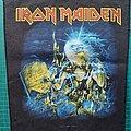 Iron Maiden BP Patch