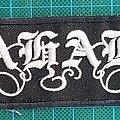 Ahab Logo Patch