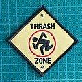 DRI Thrash Zone Patch