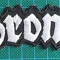 Coroner Logo Patch