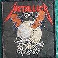 Metallica Damage Inc Patch