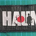 The Haunted Logo Big Patch