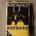 Bathory - Tape / Vinyl / CD / Recording etc - Bathory- Bathory Cassette Tape
