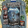 Metallica - Battle Jacket - Battle Vest 1: Thrash I, Old School (In progress)