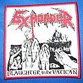 Exhorder - Patch - Exhorder - Slaughter in the Vatican (Demo) patch
