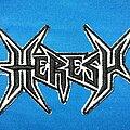 Heresy - Patch - Heresy logo patch